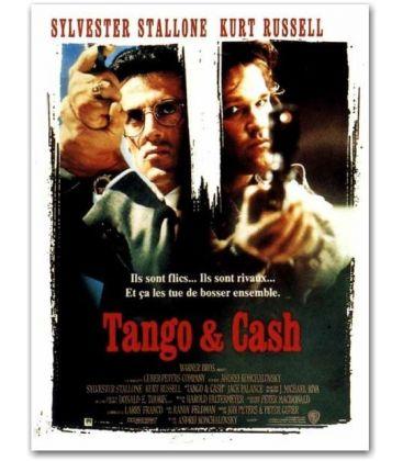 "Tango and Cash - 47"" x 63"""