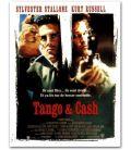 """Tango et Cash - 47"""" x 63"""" - Affiche française"""