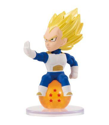 """Dragon Ball - Super Saiyan Vegeta - Figurine manga 2"""" par Bandai"""