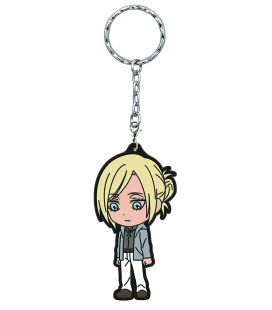 Attack on Titan - Annie Leonhart - Rubber Key Chain