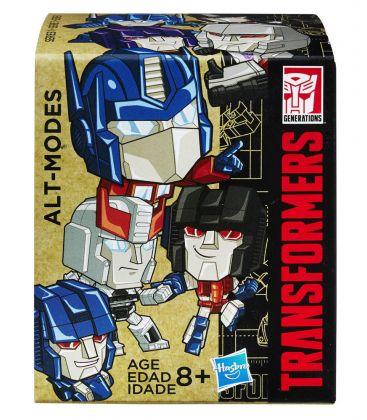 Transformers Generations - Mini figurine mystère Alt-Modes série 1