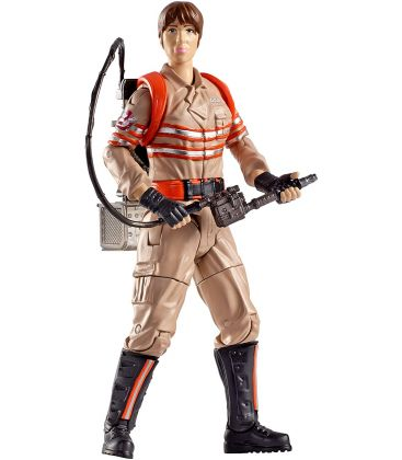 "Ghostbusters - Erin Gilbert - 6"" Action Figure by Mattel"