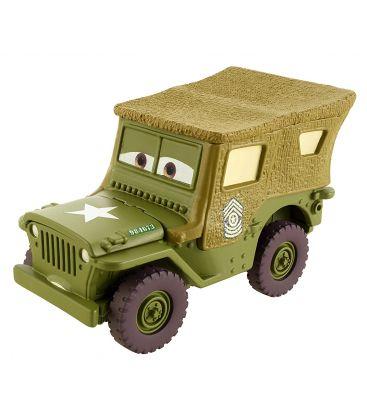 Cars - Sarge - Precision Series Premium Die-cast Car