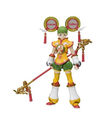 Dragon Kid - Tiger & Bunny - SH Figuarts Japanese Anime Figure