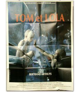 "Tom et Lola - 47"" x 63"""