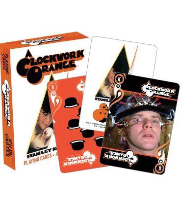 Orange mécanique - Jeu de cartes