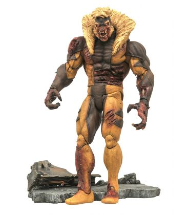 "X-Men - Zombie Saberetooth - Figurine 8"" Marvel Select"
