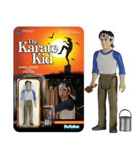 Karaté Kid - Daniel Larusso - Figurine rétro ReAction - Funko