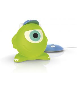 Monstres académie - Mike - Veilleuse portable SoftPal