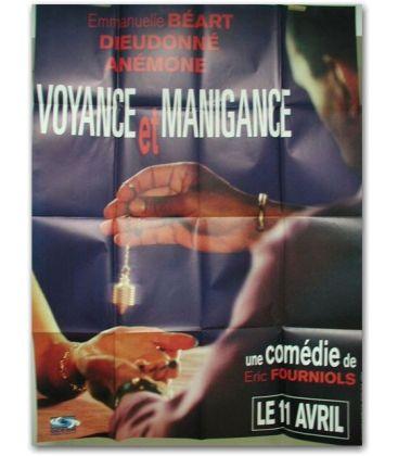 """Voyance et manigance - 47"""" x 63"""""""