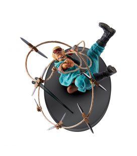 One Piece - Paulie Colosseum Scultures - Japanese Anime Figure