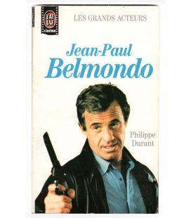 Jean-Paul Belmondo - Les grands acteurs - Livre J'ai Lu Cinéma