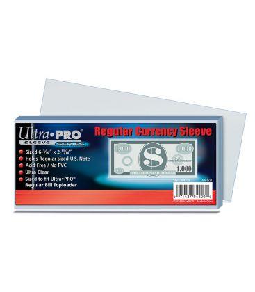 Sacs de protection pour billets standard - Ultra Pro - Paquet de 100