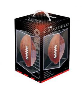 Football and Figurines Display Case - Ultra-Pro