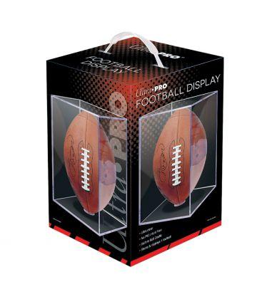 Boite en plastique pour ballon de football - Ultra-Pro