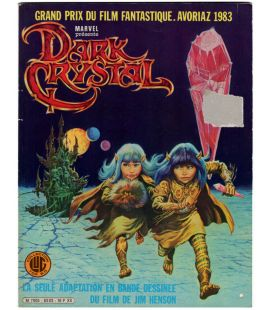 Dark Crystal - Ancienne bande dessinée Marvel
