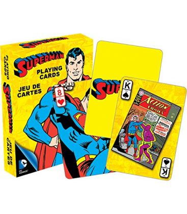 Superman - Playing Cards (Comic version)