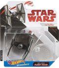 Star Wars: Episode VIII - The Last Jedi - First Order Tie Fighter - Hot Wheels Die-Cast