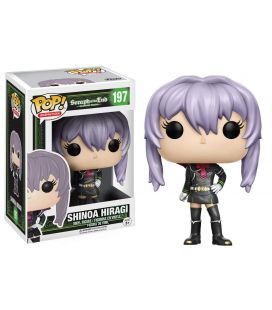 Seraph Of The End - Shinoa Hiragi - Vinyl Figure Pop!