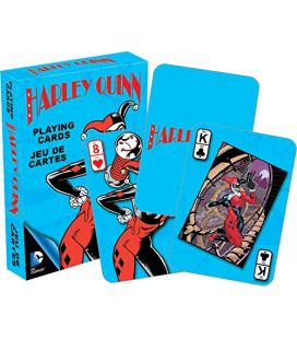 Harley Quinn - Playing Cards (vintage comic version)