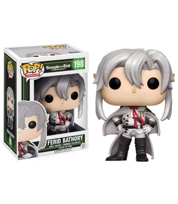 Seraph Of The End - Ferid Bathory - Vinyl Figure Pop!