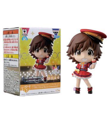 """The Idol Master - Mio Honda - Japanese Anime Figure 2.8"""" Chibi"""