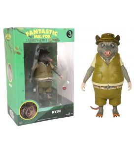 Fantastic Mr. Fox - Kylie - 6 inch Vinyl Figure Legacy Collection