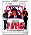 """La Vengeance d'une blonde - 23"""" x 32"""" - French Poster"""