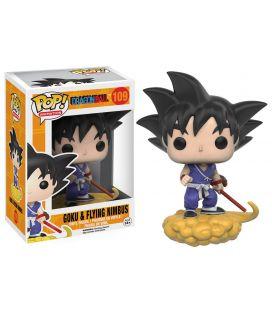 Dragon Ball - Goku & Flying Nimbus - Vinyl Figure Pop!