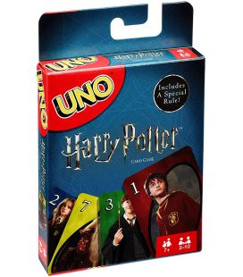 Harry Potter - Jeu de cartes Uno