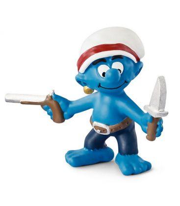 Smurfs - Buccaneer Smurfs - Schleich figurine