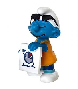 Smurfs - Marketing Smurfs - Schleich figurine