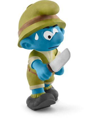 Smurfs - Adventurer Smurfs - Schleich figurine
