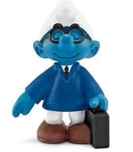 Smurfs - Salesman Smurfs - Schleich figurine