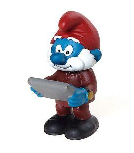 Smurfs - Boss Papa Smurf - Schleich figurine