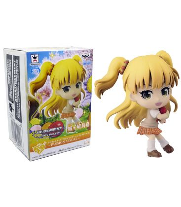 "The Idol Master - Rika Jougasaki - Japanese Anime Figure 2.8"" Chibi"