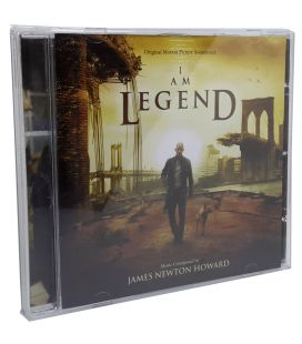 I am Legend - Soundtrack by James Newton Howard - Used CD
