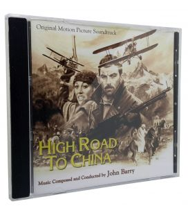 High Road to China - Soundtrack by John Barry - Used Promo CD