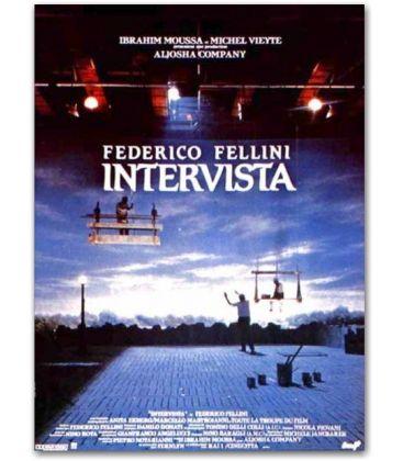 """Intervista - 27"""" x 40"""""""