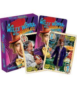 Charlie et la chocolaterie (1971) - Jeu de cartes