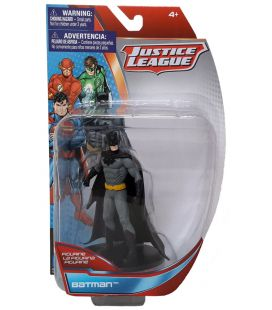 "Justice League - Batman - DC Comics Action Figure 4"" by Monogram"