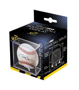 Baseball Clear Square UV Holder - Ultra-Pro