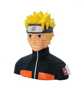 Naruto Shippuden - Tirelire buste de Naruto en plastique