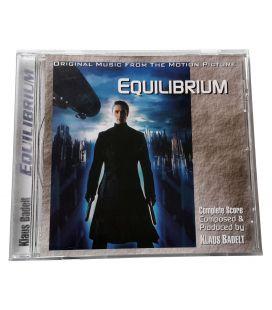 Equilibrium - Trame sonore de Klaus Badelt - CD usagé