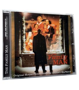 The Family Man / Romy and Michele's High School Reunion - Soundtrack by Danny Elfman - Used CD