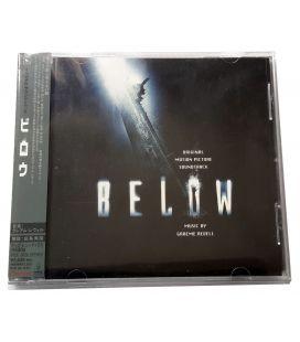 Abîmes - Trame sonore de Graeme Revell - CD usagé importation japonaise