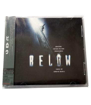 Below - Soundtrack composed by Graeme Revell - CD used Japanese Import