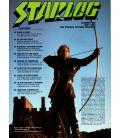 Starlog N°166 - Mai 1991 - Magazine américain avec Kevin Costner