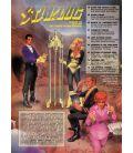 Starlog N°168 - Juillet 1991 - Magazine américain avec Arnold Schwarzenegger