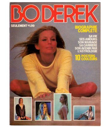 Bo Derek - Ancien magazine canadien de 1980